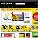Logitech Deals @ Dick Smith Free Delivery - $19.99 F310 Gamepad, $29.99 G300 Gaming Mouse + More