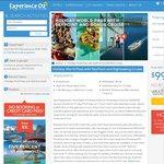 21 Days Entry to DreamWorld, WhiteWater World & SkyPoint Deck + Bonus Cruise $99.99 (save $45)