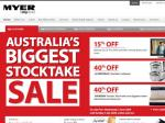 40% off Basque clothing at Myer