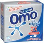 Omo Small & Mighty 2x Concentrate Laundry Powder 1/2 price. 1kg. $5.49 Each