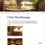 Thai Massage $39/Hour Save 30% @ Amanda's Thai Therapy (Parramatta NSW)
