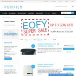 Up to 50% off Dehumidifiers, Humidifiers, Air Purifiers - Prices from $34.50 - Free Shipping