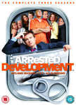 Arrested Development - Seasons 1-3, $17.45 Delivered from Zavvi (Region 2 DVD)