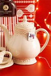 [Updated iPAD Keyboard Sold Out] Teapot + Abella Pot $0.99 (Click & Collect) @ Ezibuy