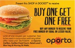 Fast Food Vouchers for October: McDonald's, Hungry Jack's, KFC, Subway, Red Rooster, Oporto