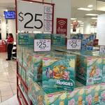 Huggies Nappies Newborn 108 $25 @ Target