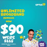 Optus Extends $90 Unlimited Broadband Offering to All Fixed Line Customers