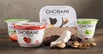 FREE Chobani Yogurt with Steel Cut Oats @ Town Hall Station (Sydney)