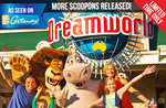 $50 for 3 Days Consecutive Entry to Dreamworld, Whitewater World, Skypoint @ Scoopon [QLD]