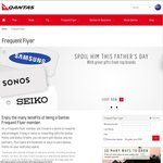 Qantas Frequent Flyer 15% Points Saving (Domestic)