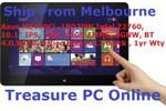 "Asus ME400CL-1B070W VivoTab Smart LTE 10.1"" 64GB Windows 8 Tablet Office H&S2013 $339 @ Treasure PC"