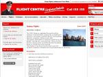 Flights to Sydney from Melbourne  $39 with Flight Centre