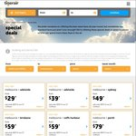 Tigerair Sale: Fares from $29 Melbourne↔Adelaide, Sydney↔Gold Coast (Jetstar Pricebeat $26)