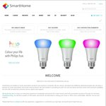 10% off Everything + Free Shipping @ SmartHome