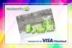 Woolworths $100 Wish eGift Card for $70 at Scoopon with Visa Checkout