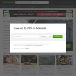 15% off Sitewide for The Weekend @ Groupon in App