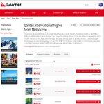 Melbourne - Singapore RETURN $499 Emirates/Qantas (~$465 Via Bestjet)