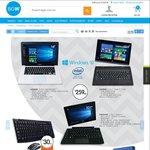 Logitech MK270R Desktop Combo $30 (Save $18) @ Big W