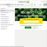Woolworths 27/4: 50% off Bonds, Quilton 3x8pk $10, 40% off Adrenalin GCs, Lavazza 1kg $14.99, Pepsi 24pk $9.89, Oak Milk $2.20