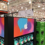 $50 iTunes Gift Card - $33.63 (32.74% off) @ Costco (Membership Required)