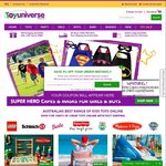 Up to 50% off Schleich & Bigjigs @ Toy Universe eg. Farm Life Tournament Set $29.99 Usually $49.99