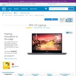 Dell XPS 15 Laptop (16GB/512SSD/UHD Display) - $2549 @ Dell