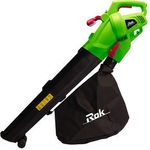 Rok 2400W Electric Blower Vac $20.30 ($17.25 if Ordered Online) @ Masters