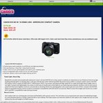Canon EOS M3 + 18-55mm Lens $342.50 (after $200 Canon Cashback) @ Gerry Gibbs Camera Warehouse