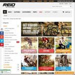 Reid Cycles $50 off Bikes (Excludes Bikes on Sale). Ends 18th October