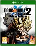 Dragon Ball Z Xenoverse 2 Deluxe Edition Xbox One - $92.99 @ OzGameShop (Pre-Order)