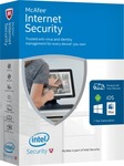 McAfee Internet Security 2017 Free 6 Mth Subscription @ SharewareOnSale