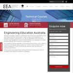 15% off Engineering Education Australia Courses
