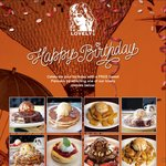 FREE Sweet Pancake Dessert at Pancake Parlour on Your Birthday (Valued up to $19.90) (VIC Only)