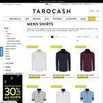 Tarocash Men's Shirts from $13.99 - Online Only