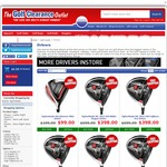 Taylormade 2016 M1 Drivers 45% off (from $398) @ Golf Clearance Outlet