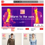 [Free Shipping] No Minimum Spend @ Uniqlo
