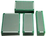 40pcs FR-4 Double-Side Prototype PCB Universal Printed Circuit Boards AU $12.16 (US $8.99) Delivered @ Tmart