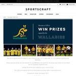 Win 1 of 6 Signed 2016 Wallabies Jerseys or Rugby Balls Worth Up to $1,000 from APG&Co Pty Ltd