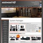 Yamaha RX-V383 AV Receiver + Hide & Seek 5.1 Speaker Pack  $697 (RRP $1498) @ Eastwood Hifi Sydney (Free Syd Metro Delivery)