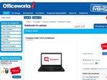 Compaq Presario CQ56-103TU Notebook $487 from OfficeWorks (Celeron T3500, 2GB, 320GB)