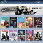 Blockbuster Kiosk / Video Ezy Kiosk - Rent 1 Get 1 Free