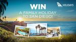 Win a Family Holiday in San Diego Worth $10,940 from Network Ten