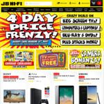 JB Hi-Fi 4 Day Sale: Gran Turismo Sport $29, 20% off BluRay, Google Home $149, PS VR +Camera+ 2 Games $349, PS4 500GB $269+ More