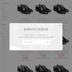 Various Cheaney Bespoke Mens Leather Shoes A $380.07 (UK £207.50) Reduced from A $532.70 (UK £290.83) Delivered