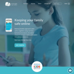 Wangle Family Insites - Child Safety Free Monthly Trial $7.99/month OR $79.99/Yr