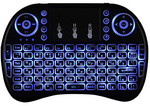 Backlit Flying Squirrels i8 Air Mouse Wireless Keyboard US $0.80 (AU $1.05) Delivered @ LightInTheBox