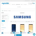 Samsung Galaxy S8 Black $849 / Samsung Note 8 Gold $1099 / Australian Stock / Free Express Ship @ Mymobile.com.au