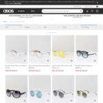 Up to 60%-45% off Ray Ban Glasses $90.50-$92 (Was $202-$231) & Sunglasses Fr $93-$99.5 (Was $207-$222) + More Delivered @ ASOS