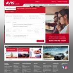Avis Australia has introduced a NEW portable GPS unit!
