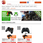 Microsoft XBOX Controllers + Bonus Gaming Controller from $37 + Shipping @ Shopping Express